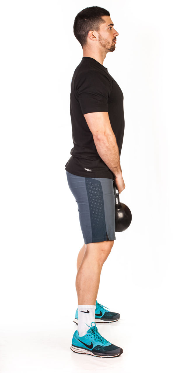 Kettlebell Wide Squat frame #4