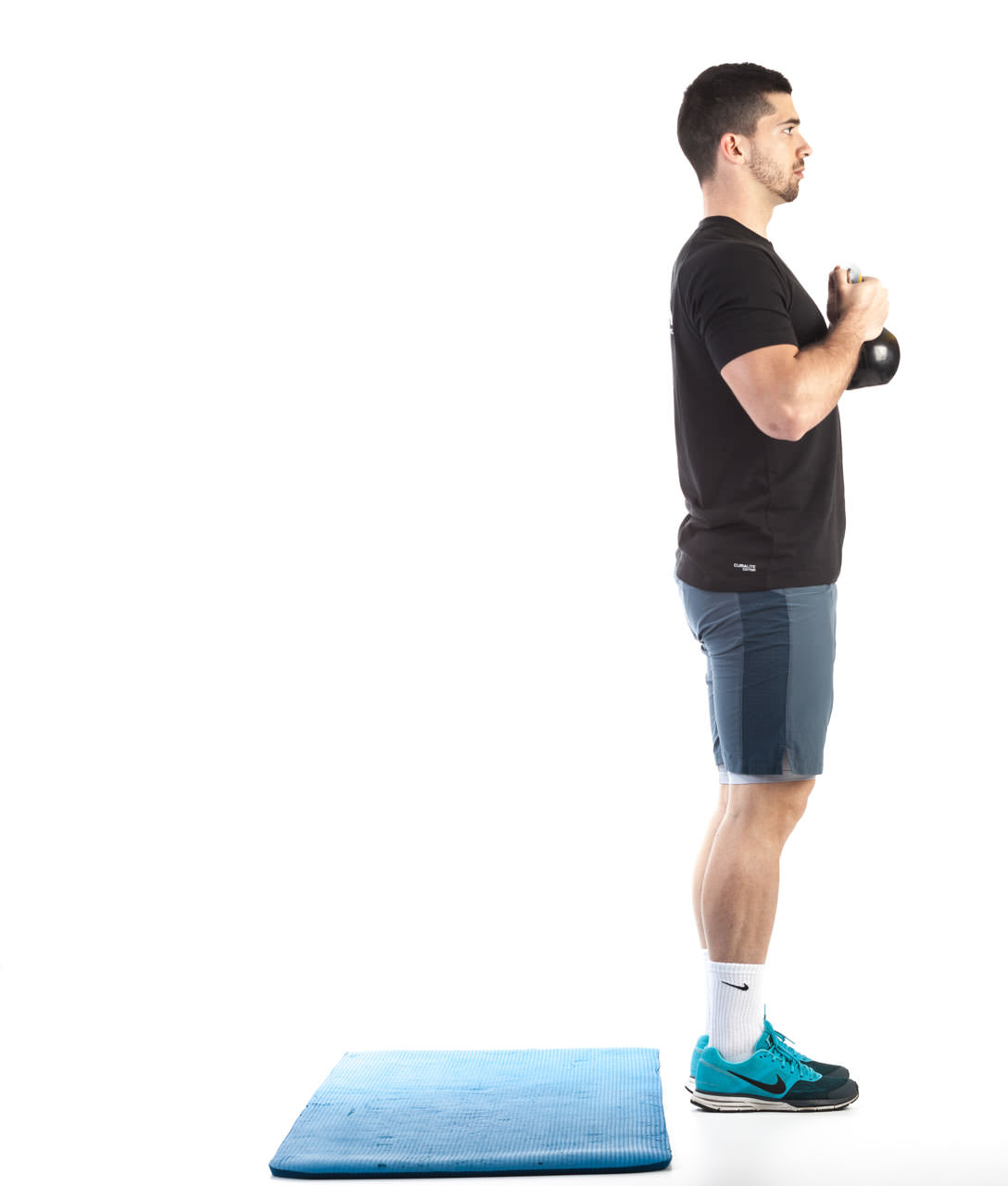 Kettlebell Kneeling to Stand-Up frame #3