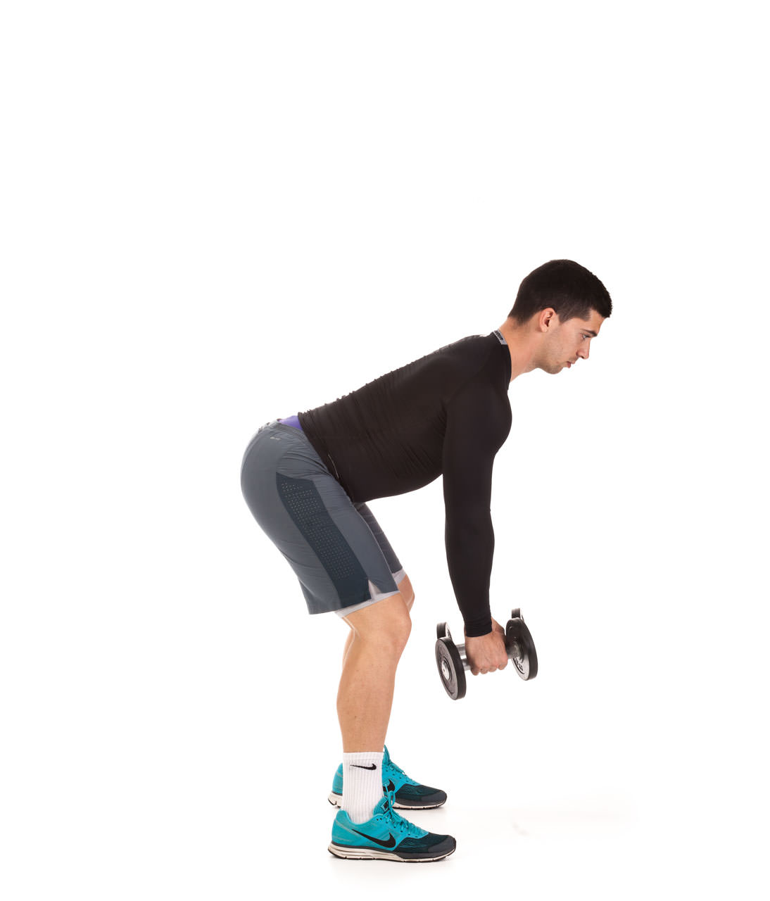 Bent Over Dumbbell Lateral Raise frame #4