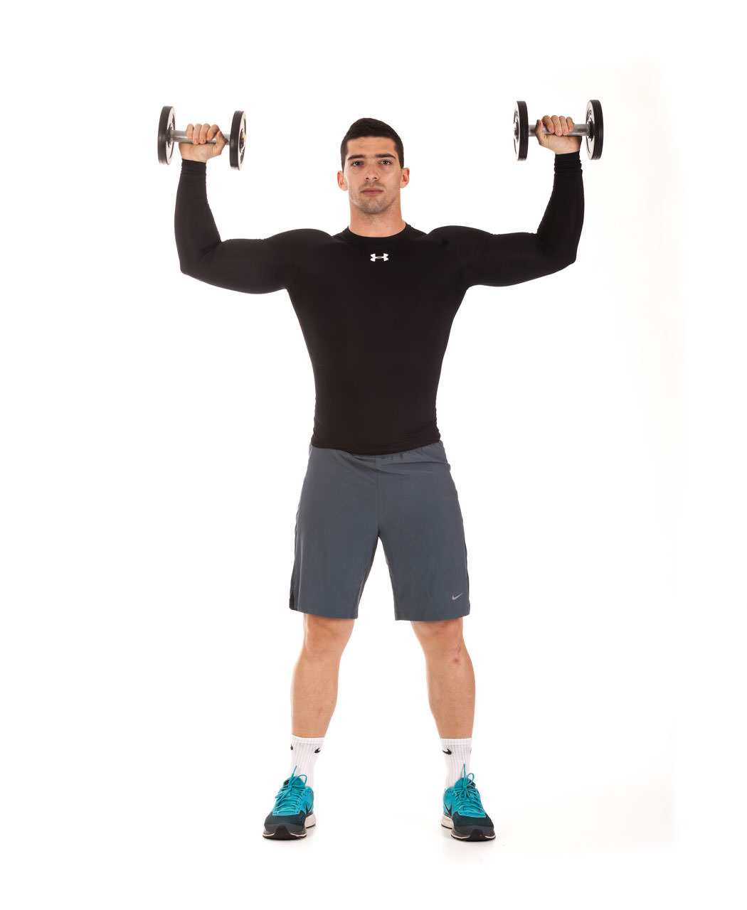 Dumbbell External Rotation frame #1