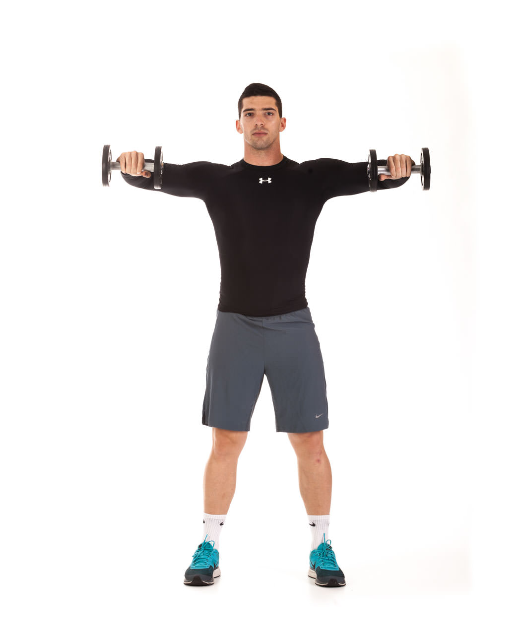 Dumbbell External Rotation frame #2