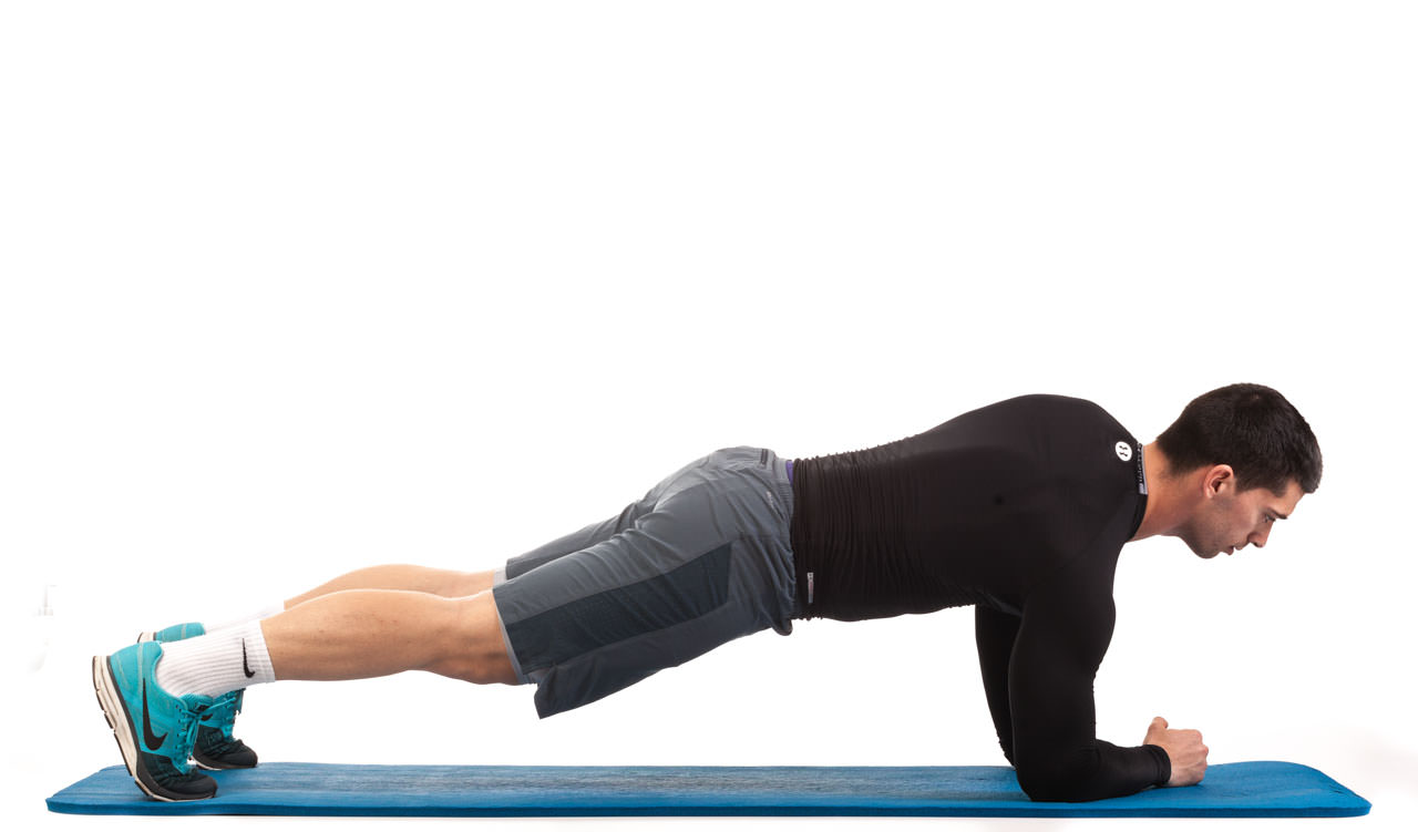 Plank Walk-Up to Push-Up frame #4