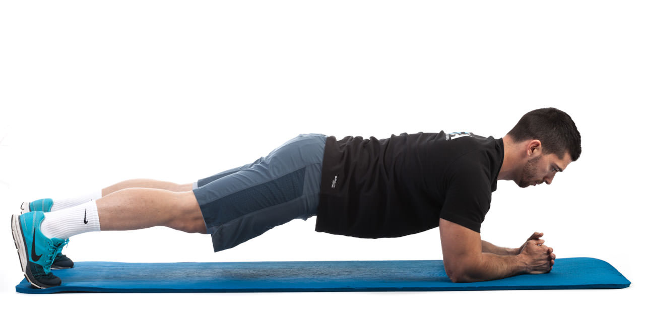 Plank with Opposite Arm and Leg Lift frame #3
