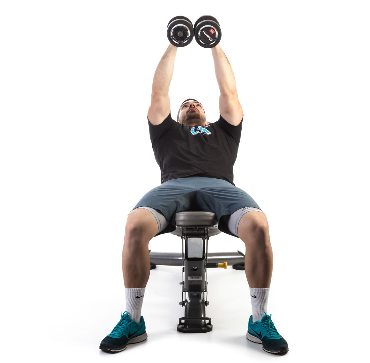 Incline Dumbbell Flyes frame #1