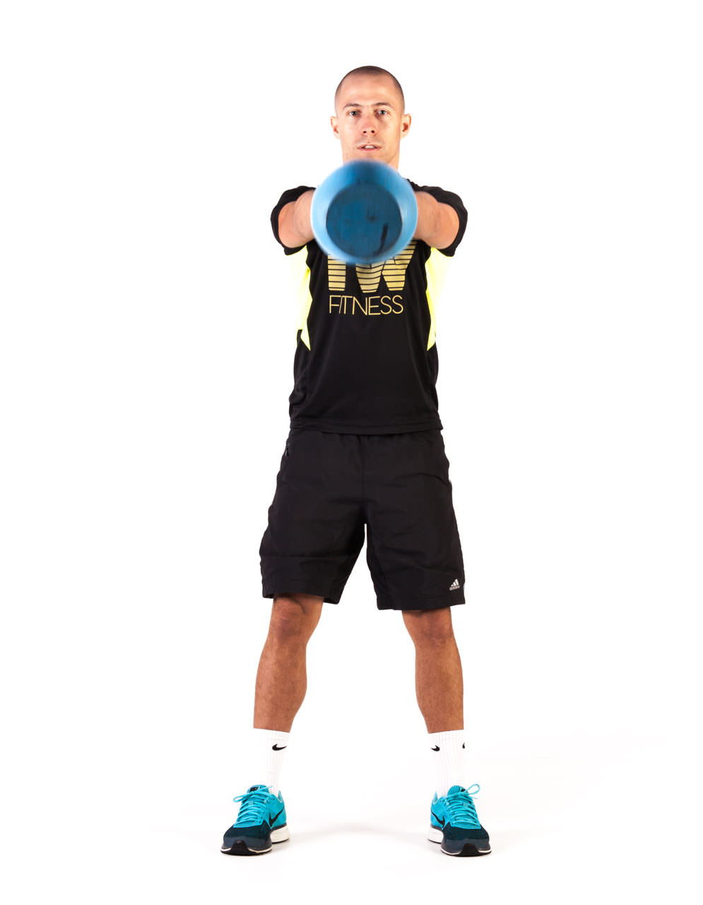 Two-Arm Kettlebell Swing frame #3