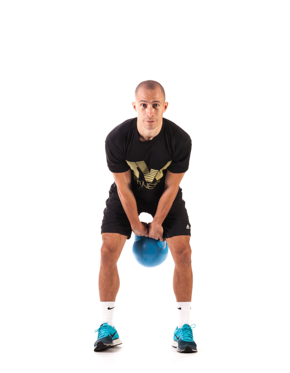 Two-Arm Kettlebell Swing frame #4