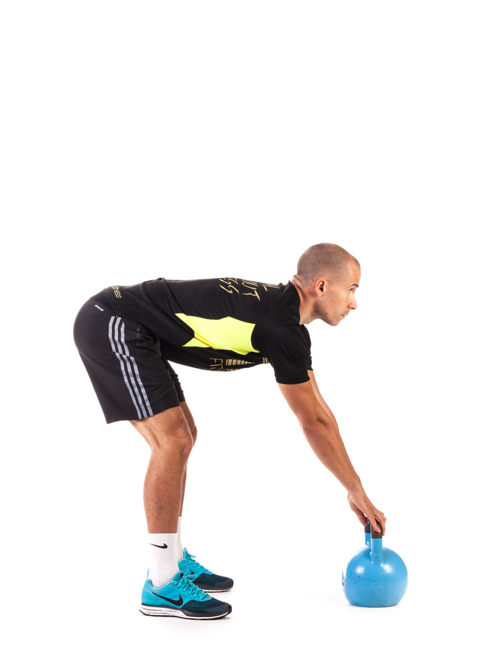 Two-Arm Kettlebell Swing frame #5