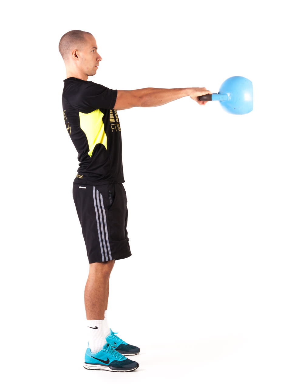 Two-Arm Kettlebell Swing frame #7