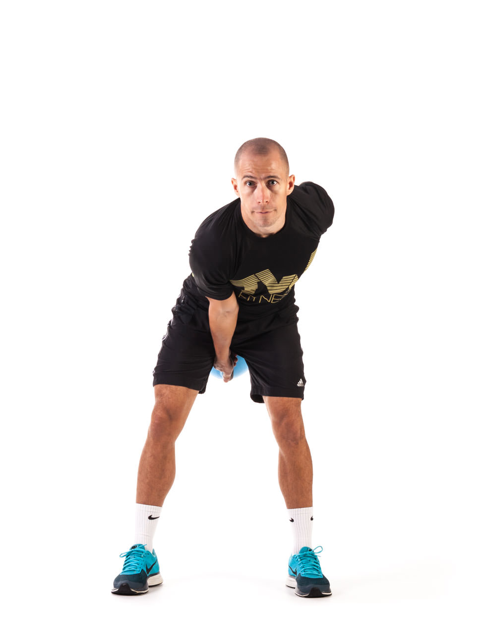 One-Arm Kettlebell Swing frame #2