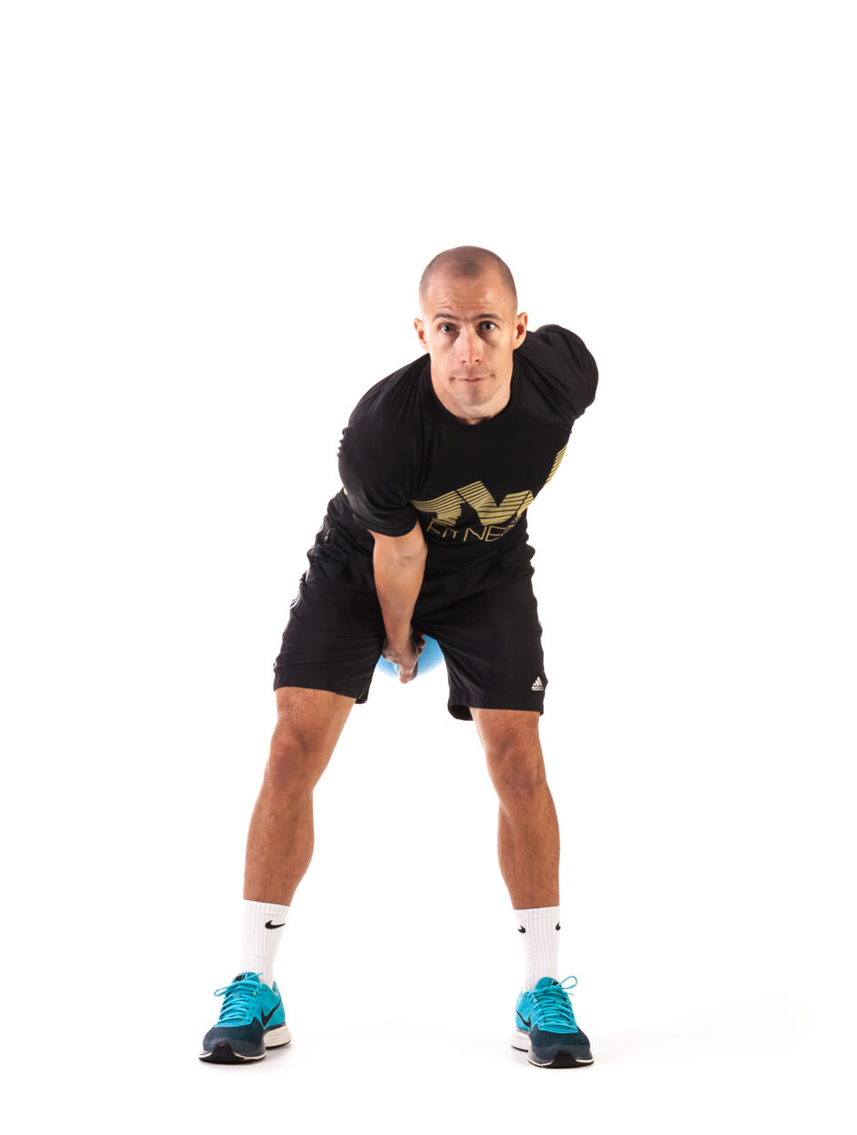One-Arm Kettlebell Swing frame #4