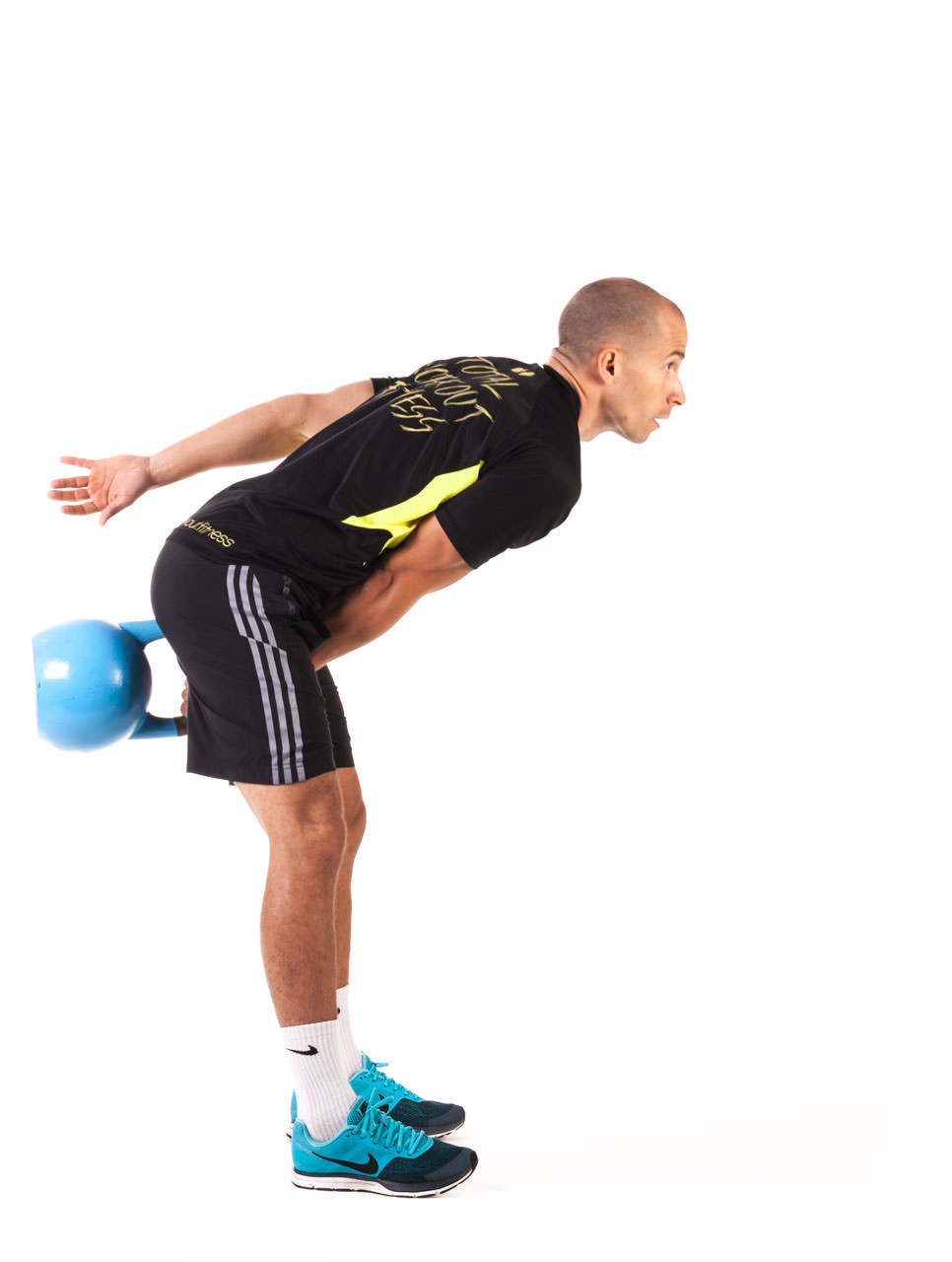 One-Arm Kettlebell Swing frame #6