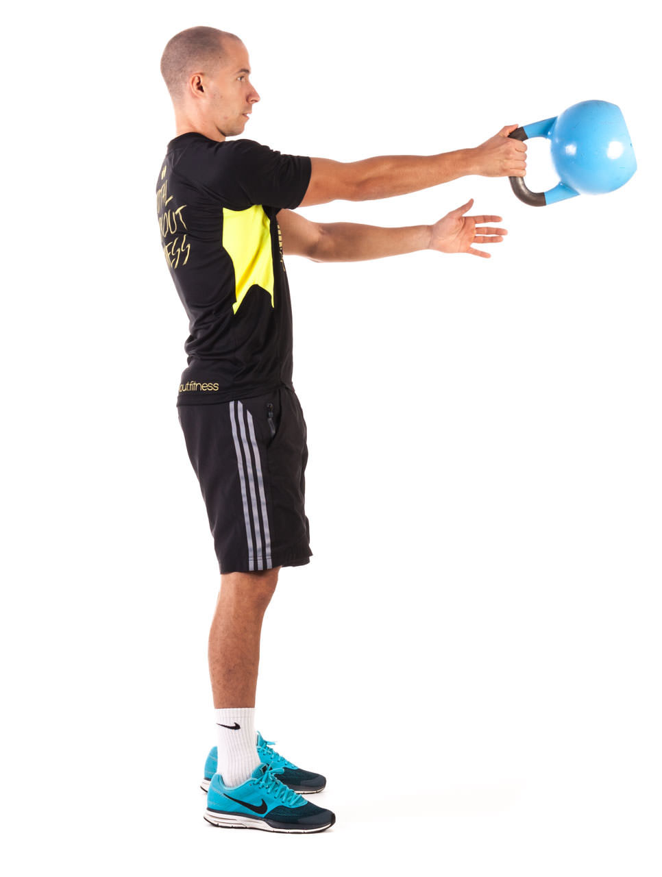 One-Arm Kettlebell Swing frame #7