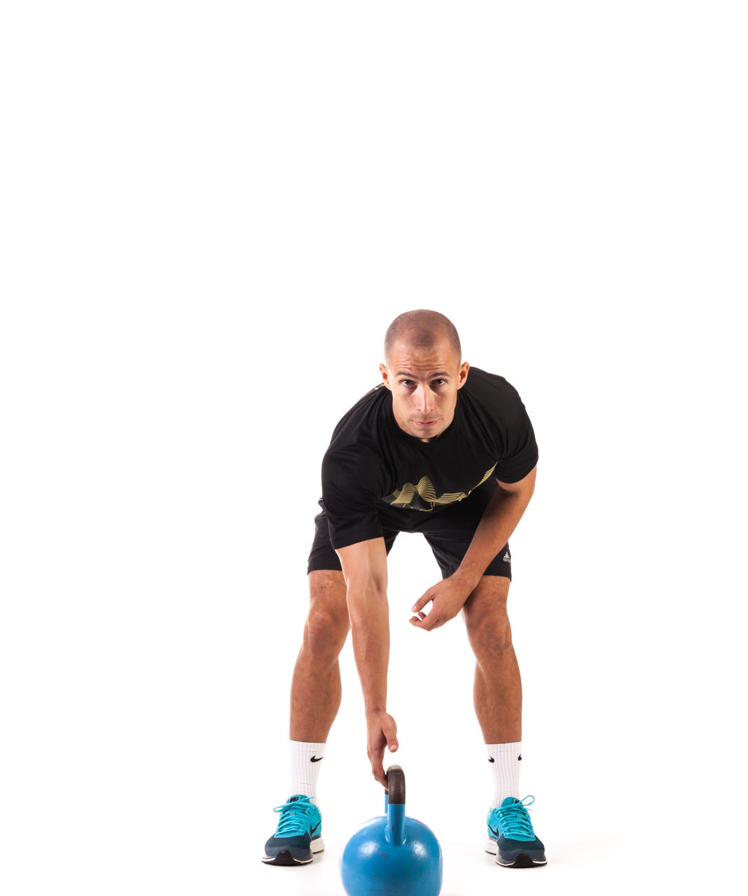Alternating Kettlebell Swing frame #1
