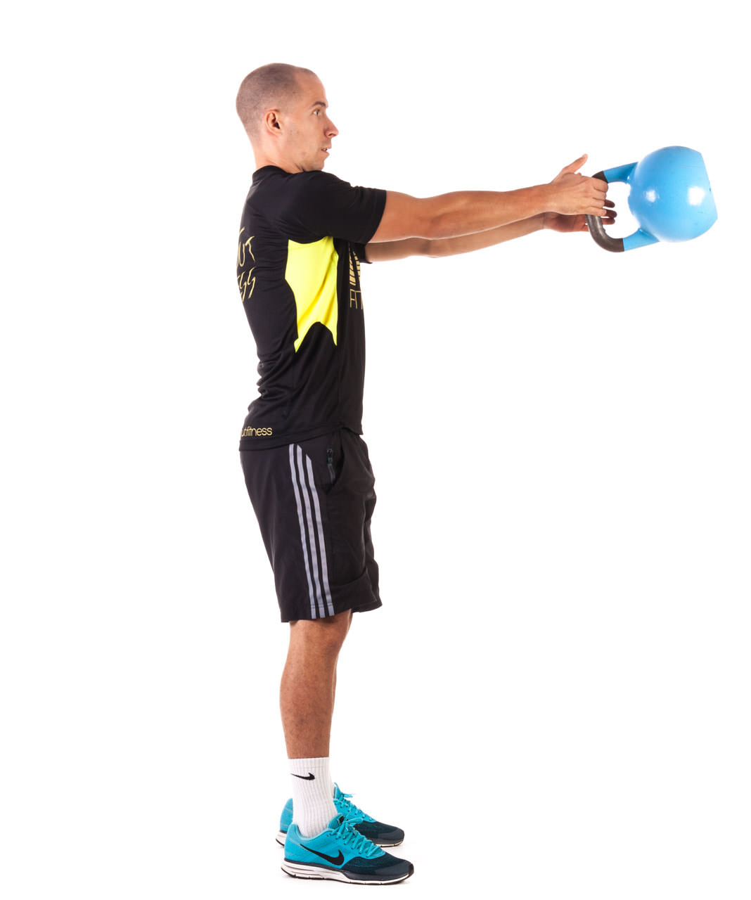 Alternating Kettlebell Swing frame #10