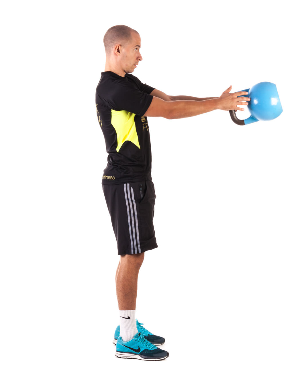 Alternating Kettlebell Swing frame #11