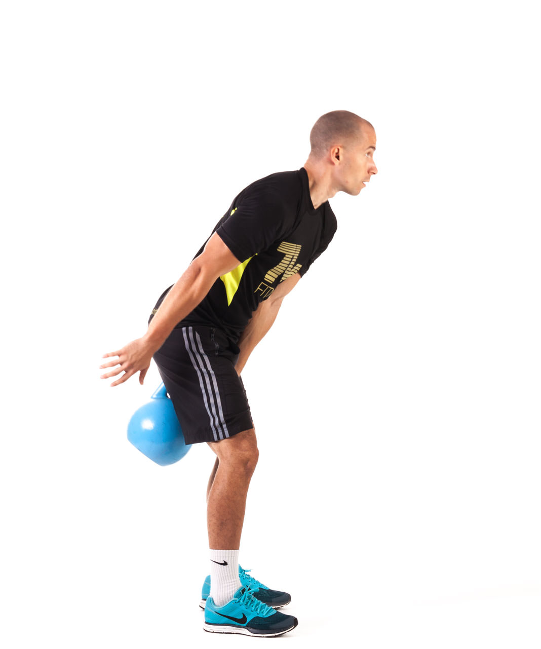 Alternating Kettlebell Swing frame #12