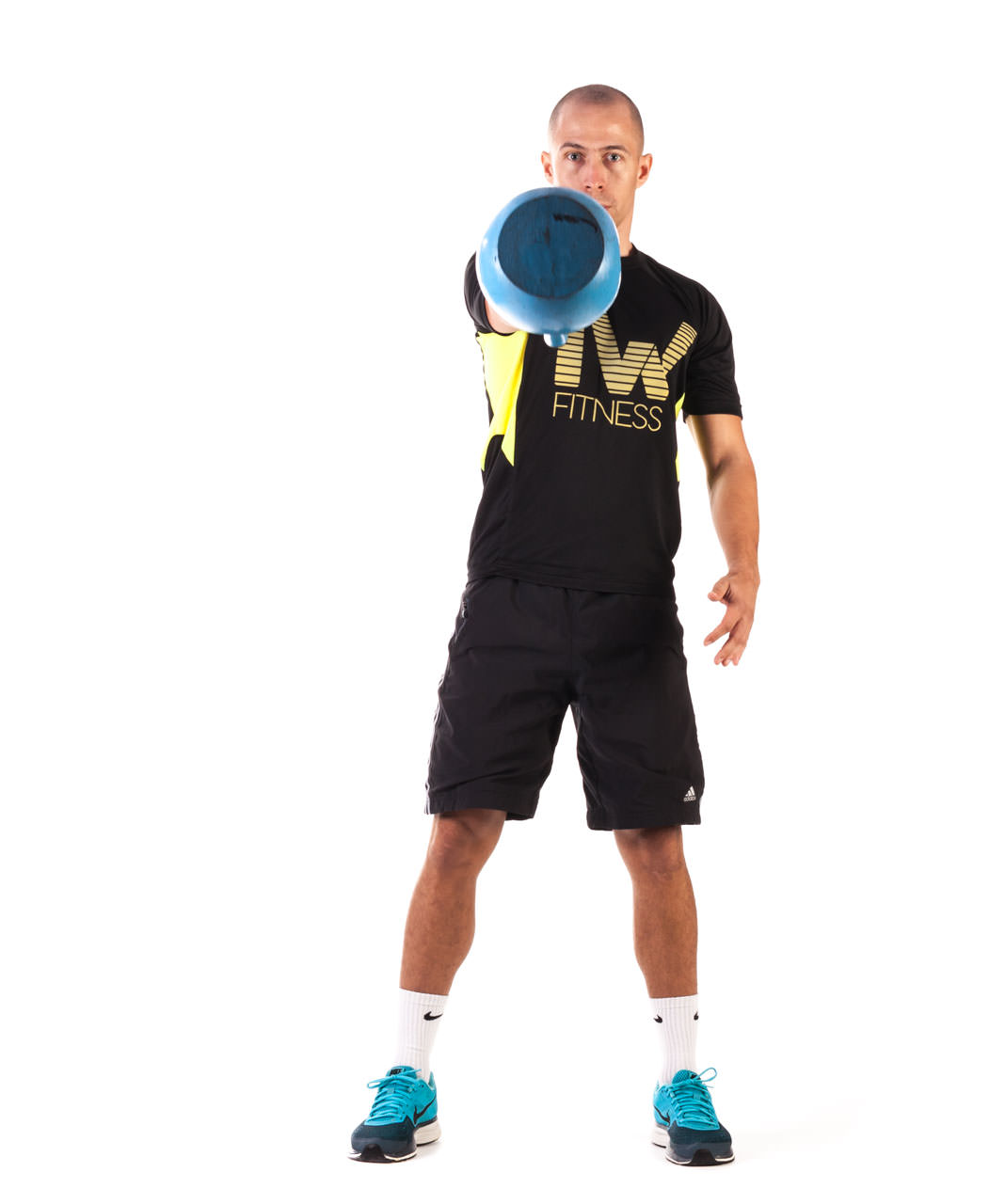 Alternating Kettlebell Swing frame #3