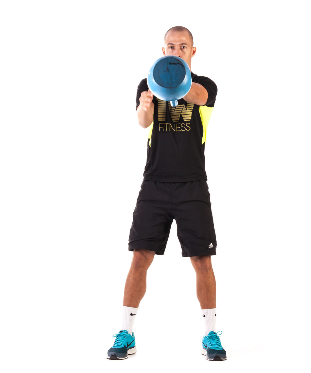 Alternating Kettlebell Swing frame #4