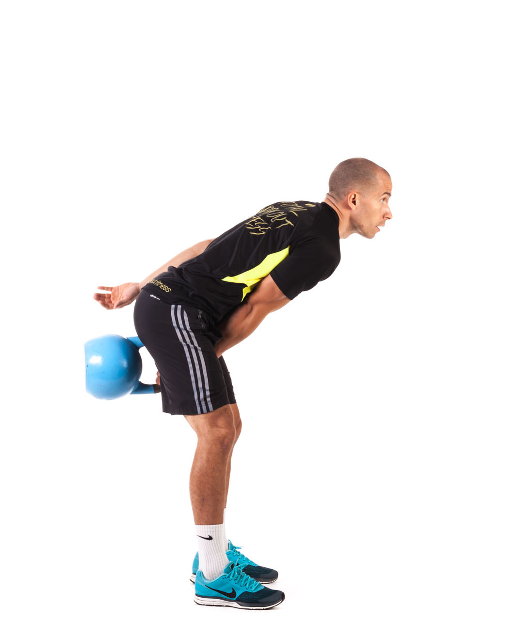 Alternating Kettlebell Swing frame #8