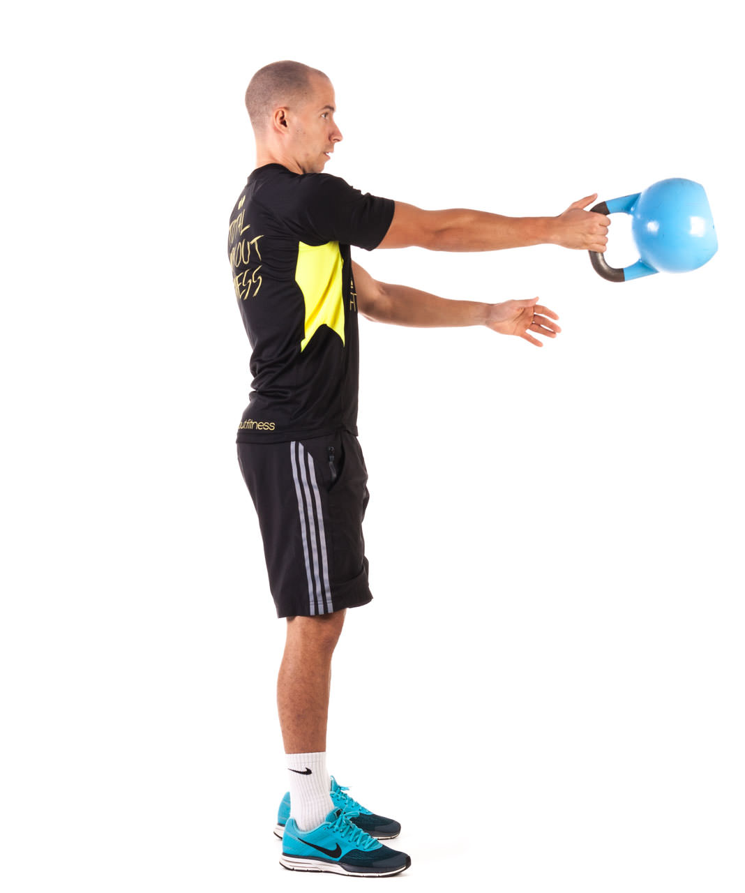 Alternating Kettlebell Swing frame #9