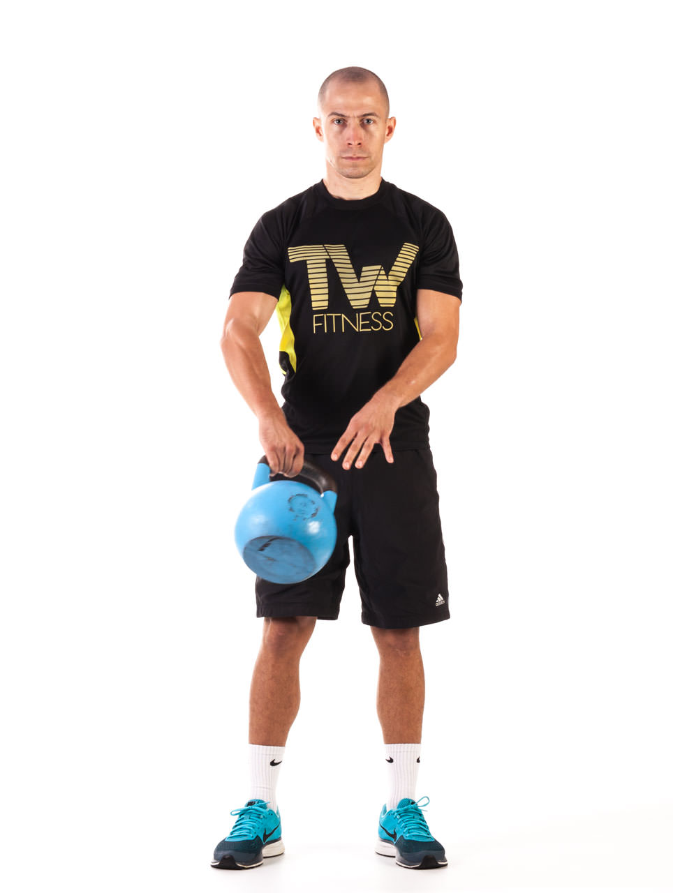 Kettlebell Around the Body frame #1