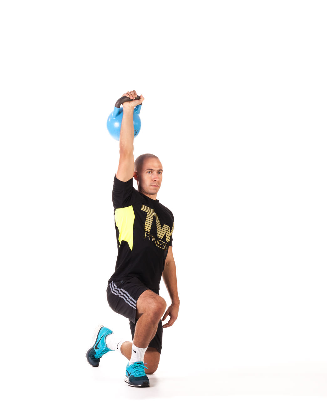 Kettlebell Turkish Get Up frame #8