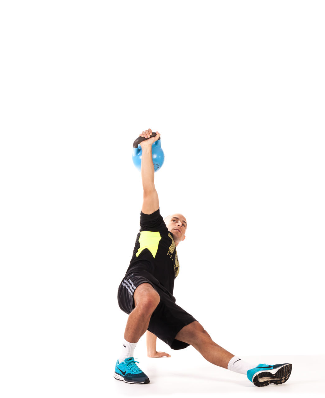 Kettlebell Turkish Get Up frame #9