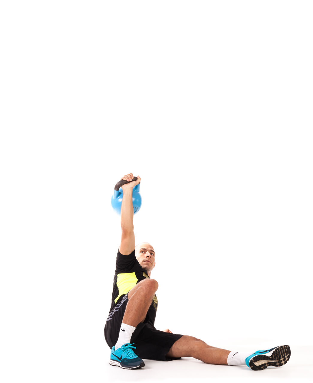 Kettlebell Turkish Get Up frame #2