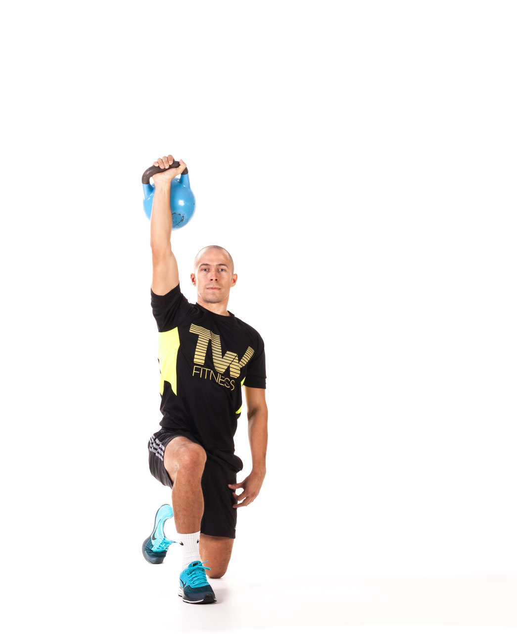 Kettlebell Turkish Get Up frame #5