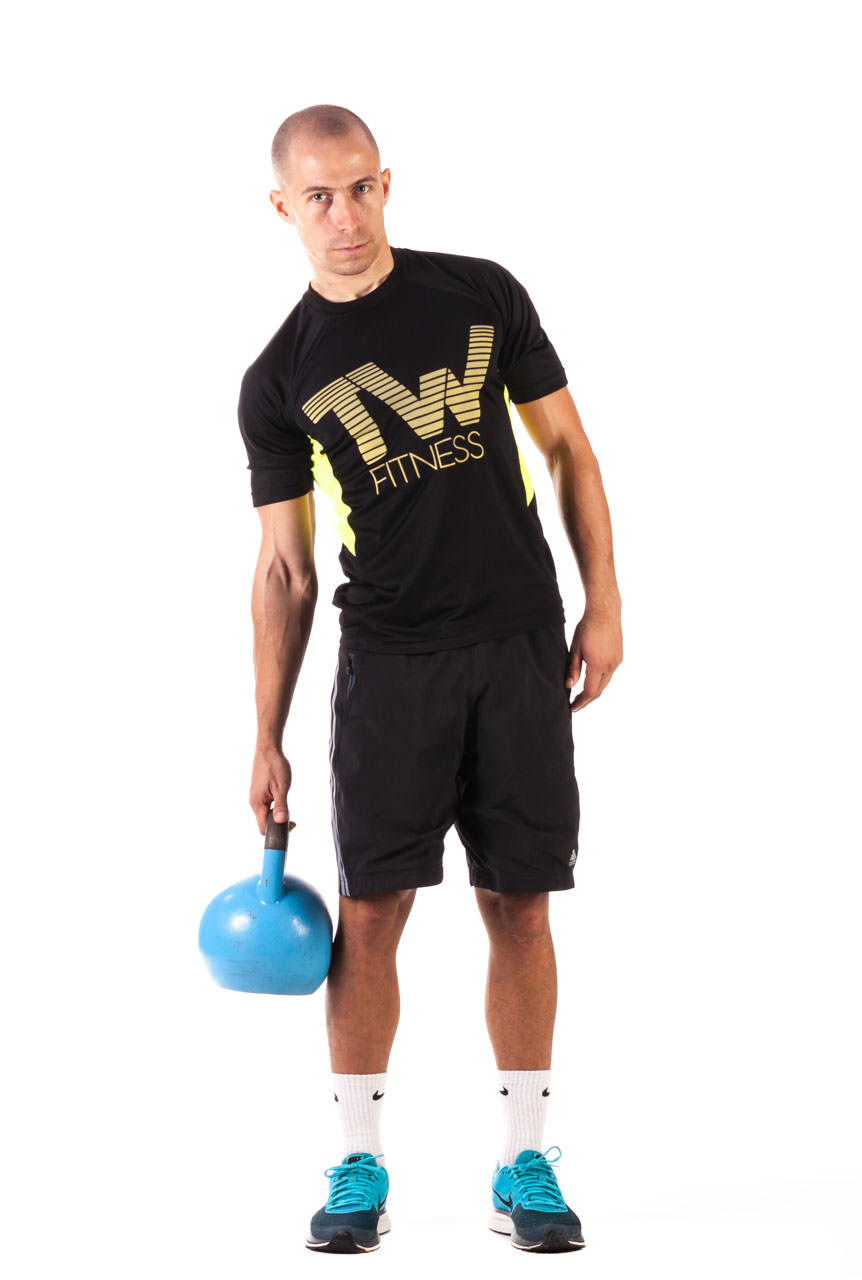 Kettlebell Side Bends frame #2