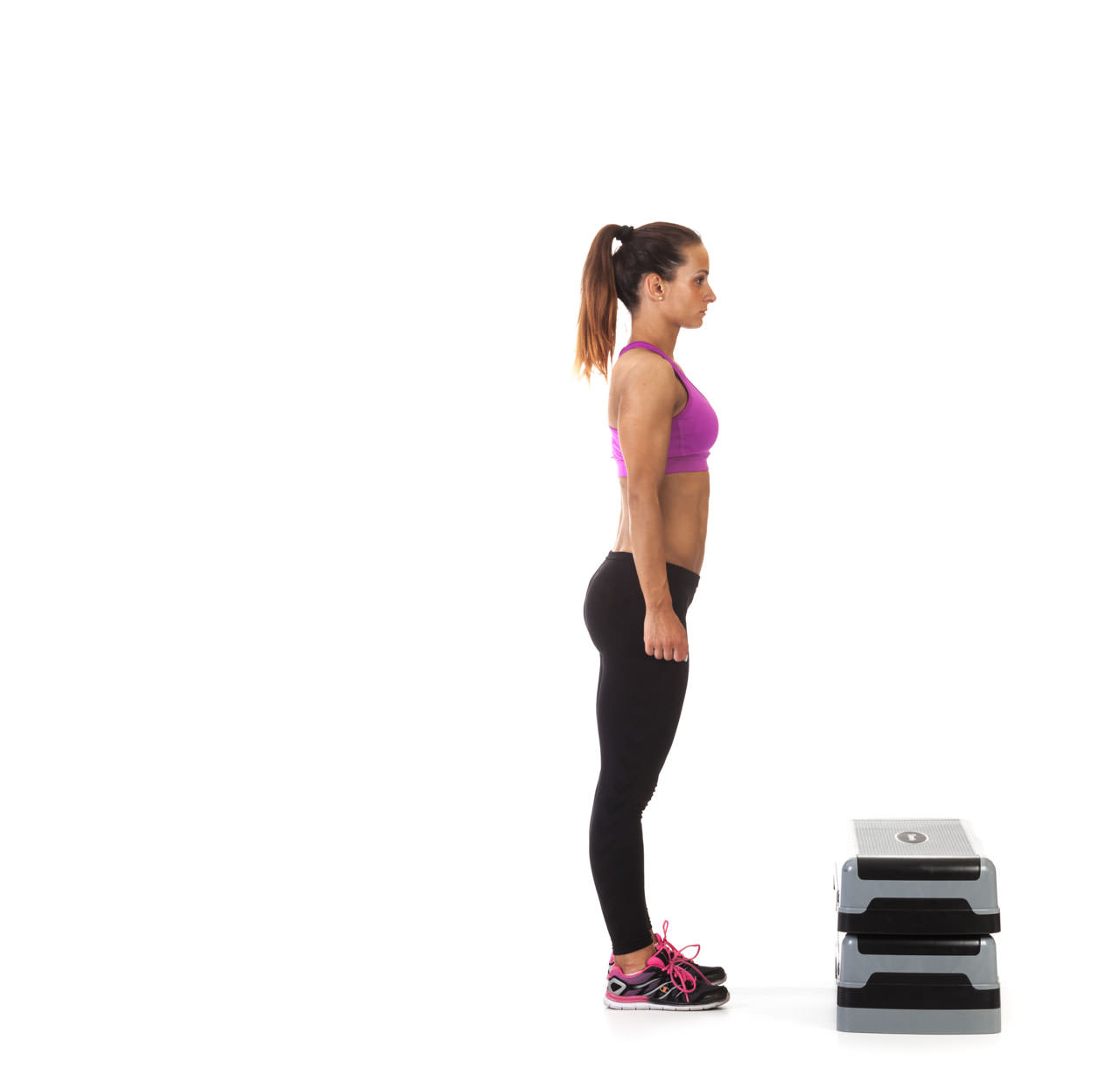 Burpee with Box Jump frame #1