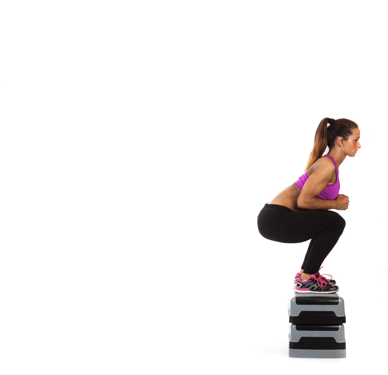 Burpee with Box Jump frame #4