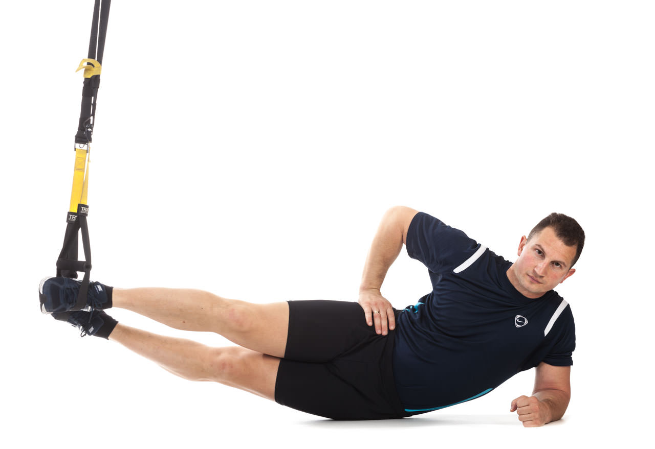 Side Plank (on Elbow) frame #1