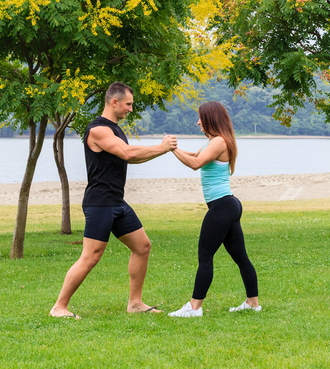 Partners Workout 3 (Circuit Training) | Total Workout Fitness