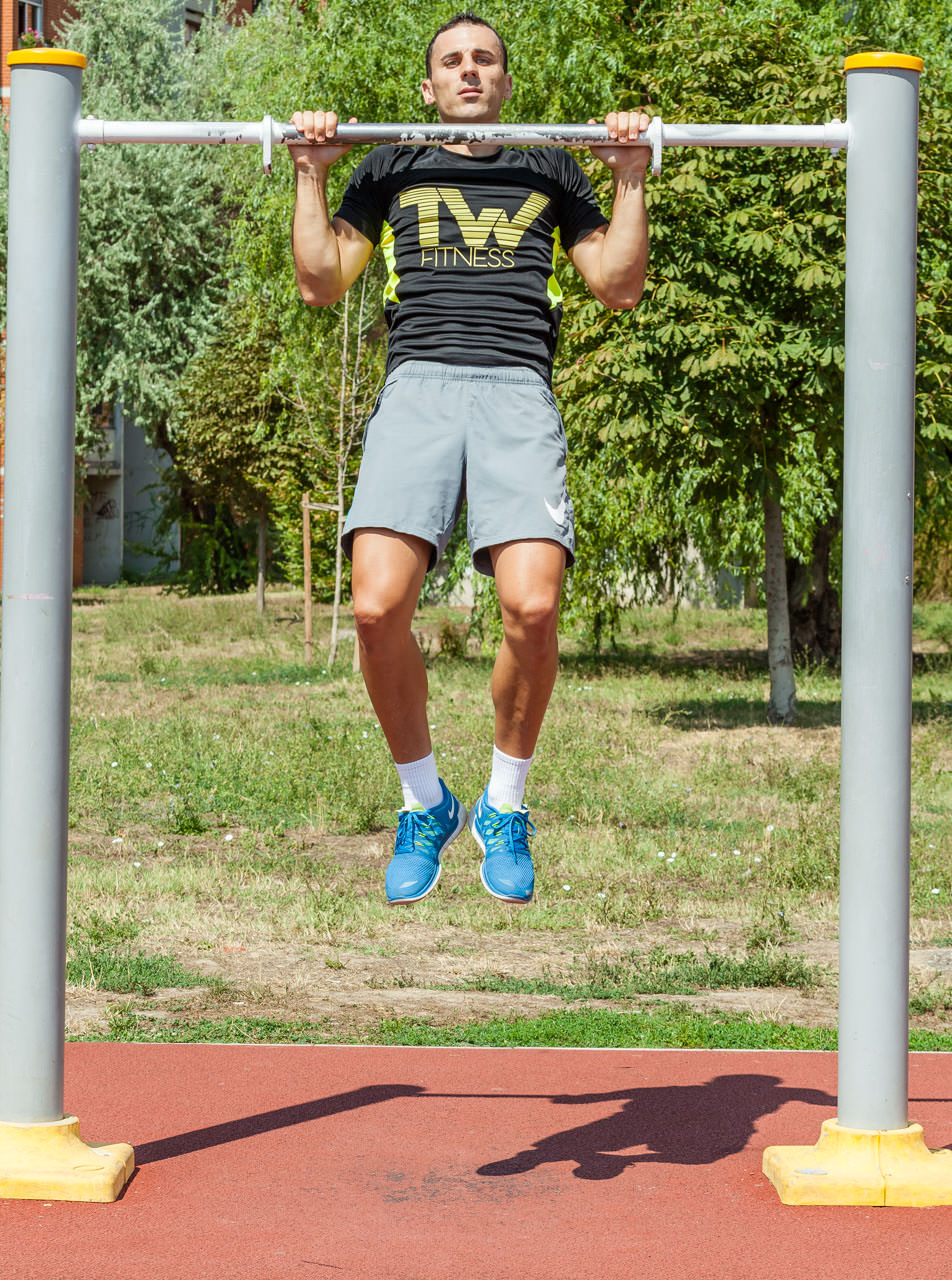 Burpee Pull Up frame #4