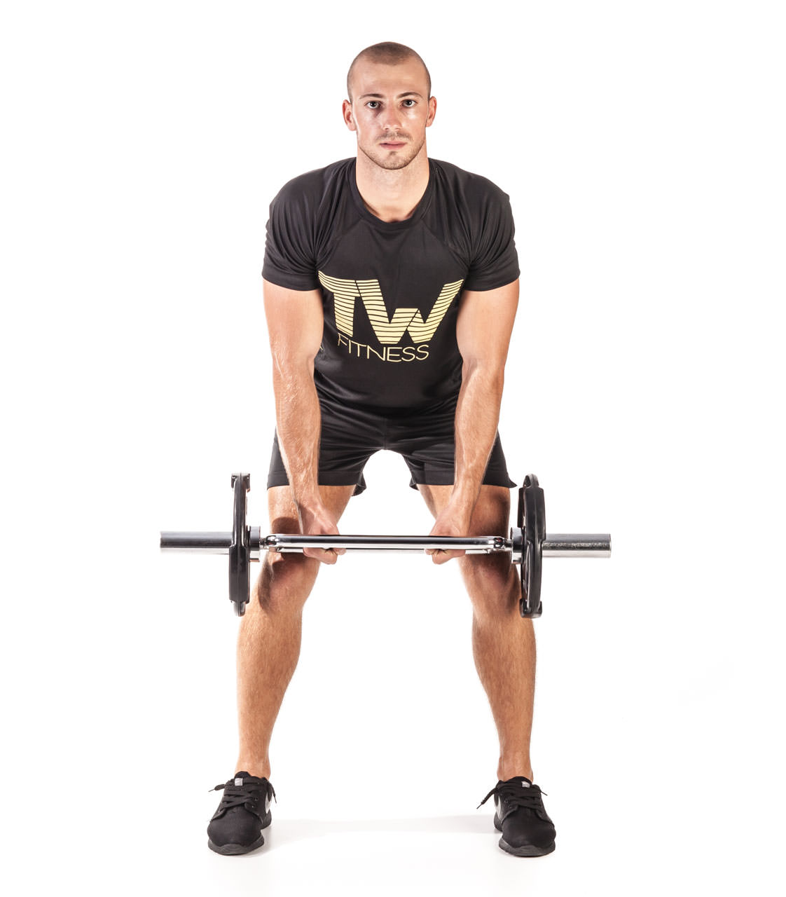 Bent Over Barbell Row frame #3