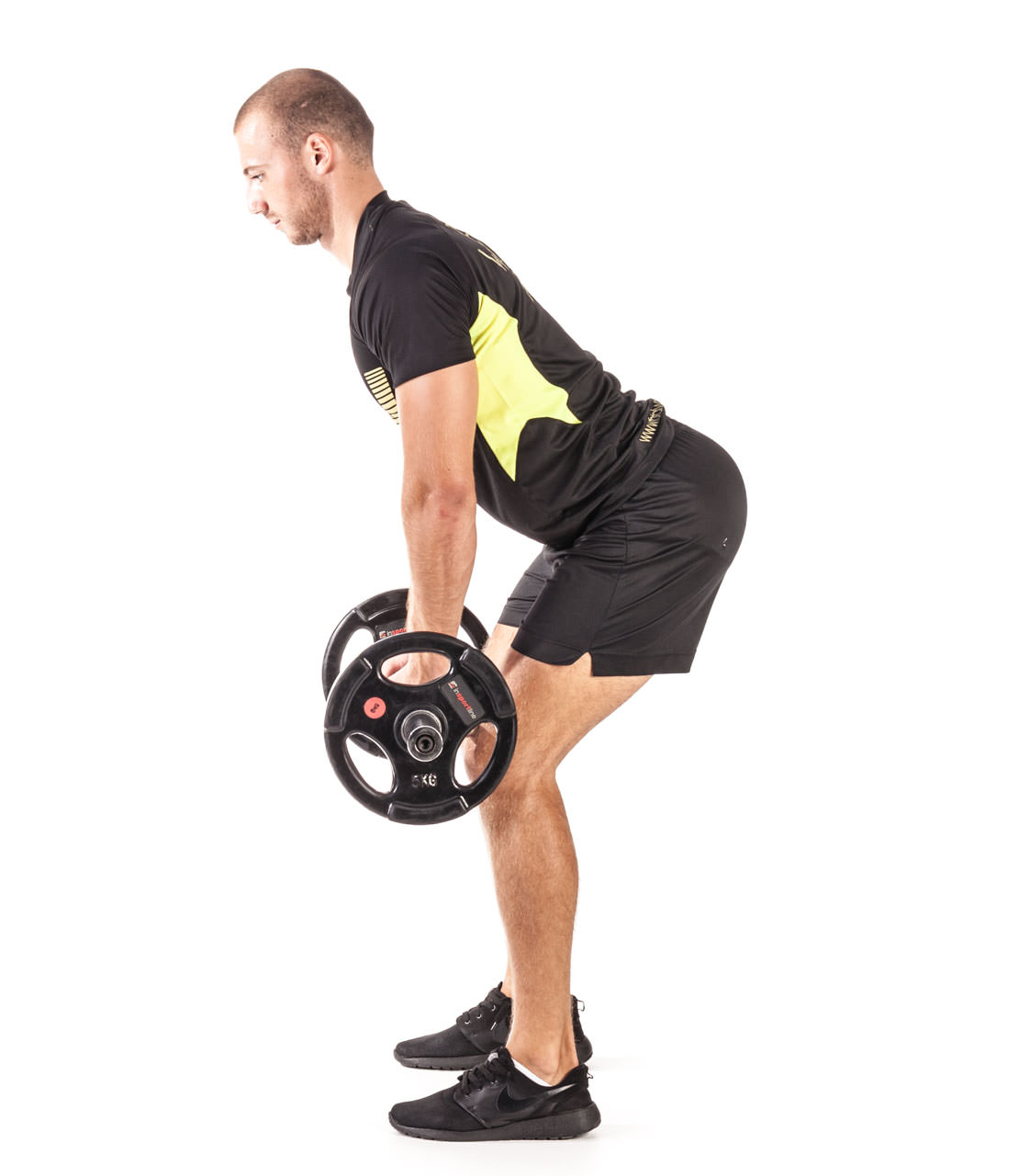 Bent Over Barbell Row frame #4