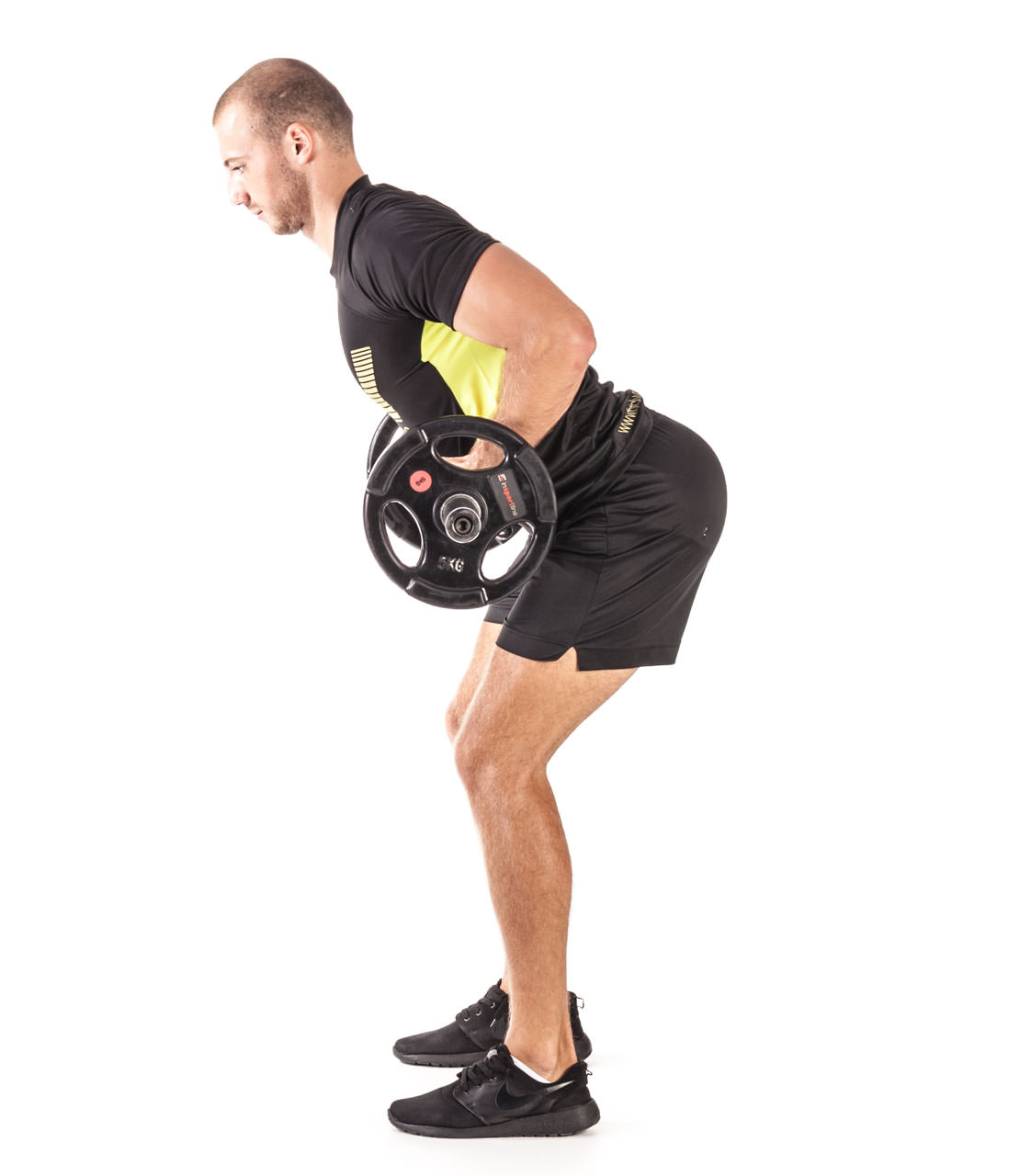 Bent Over Barbell Row frame #5