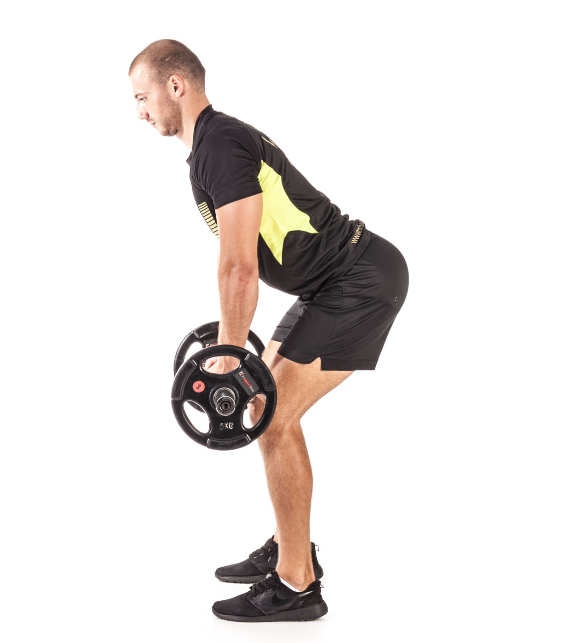 Bent Over Barbell Row frame #6