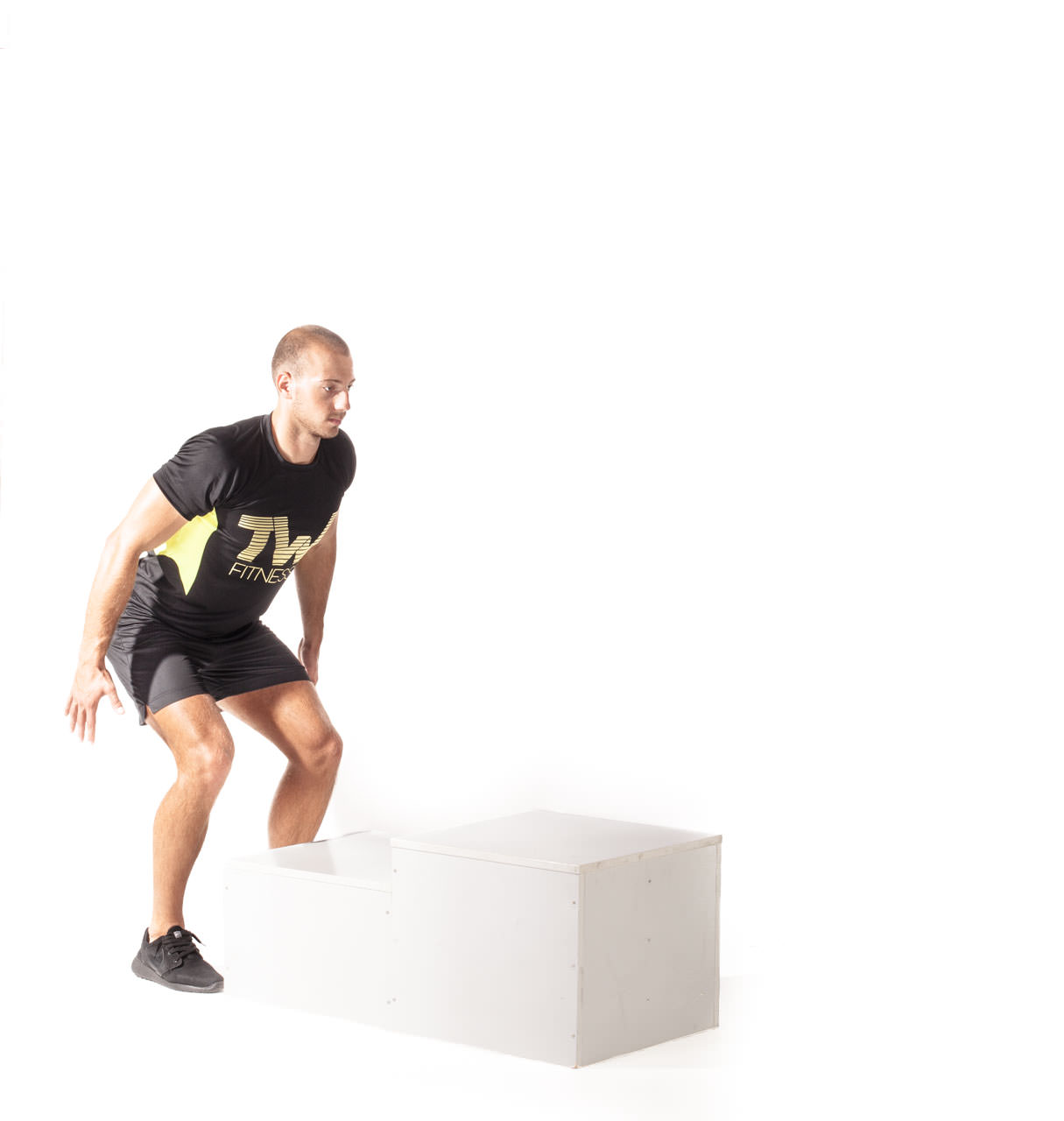 Two-Box Jump frame #1