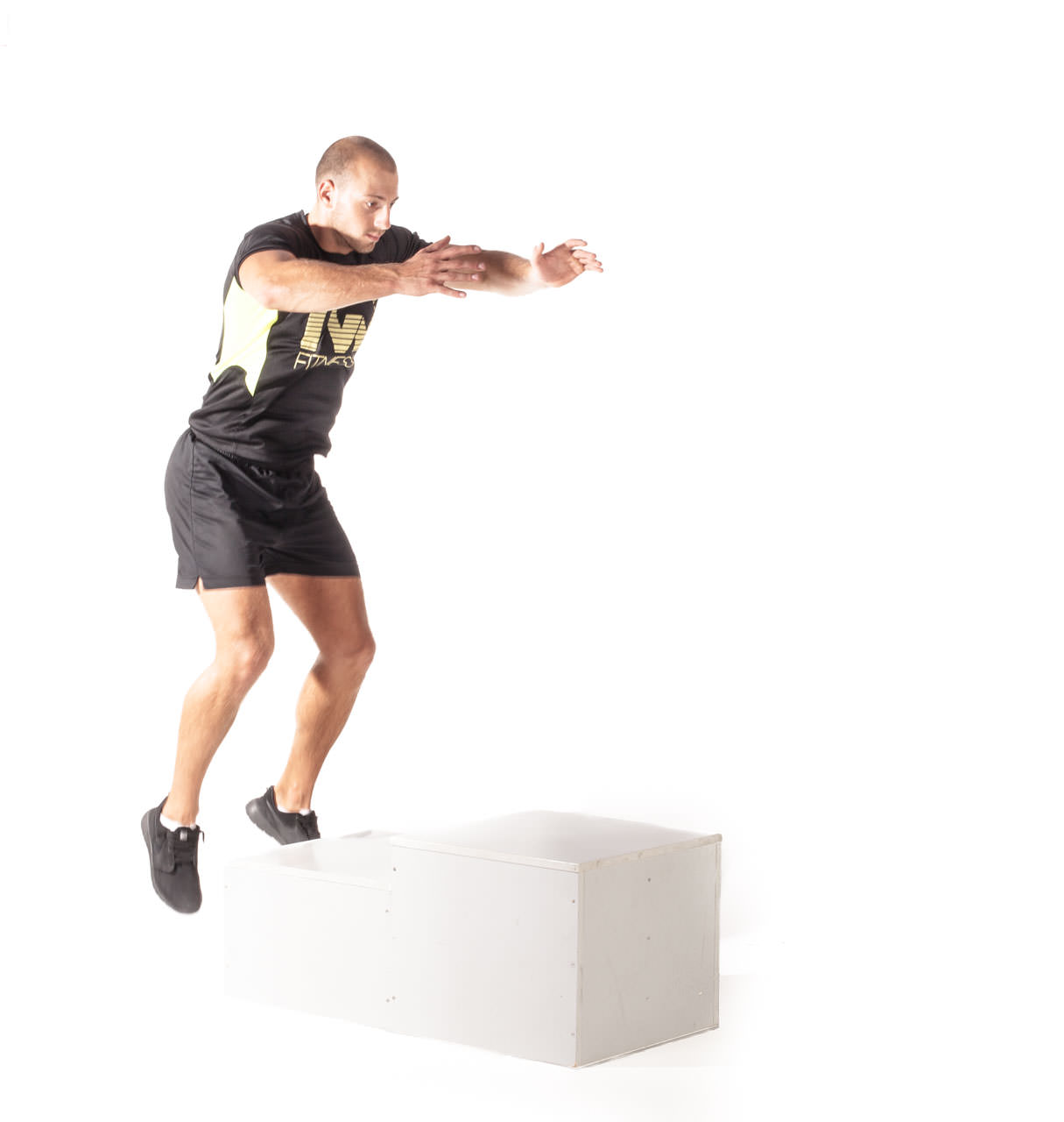 Two-Box Jump frame #2