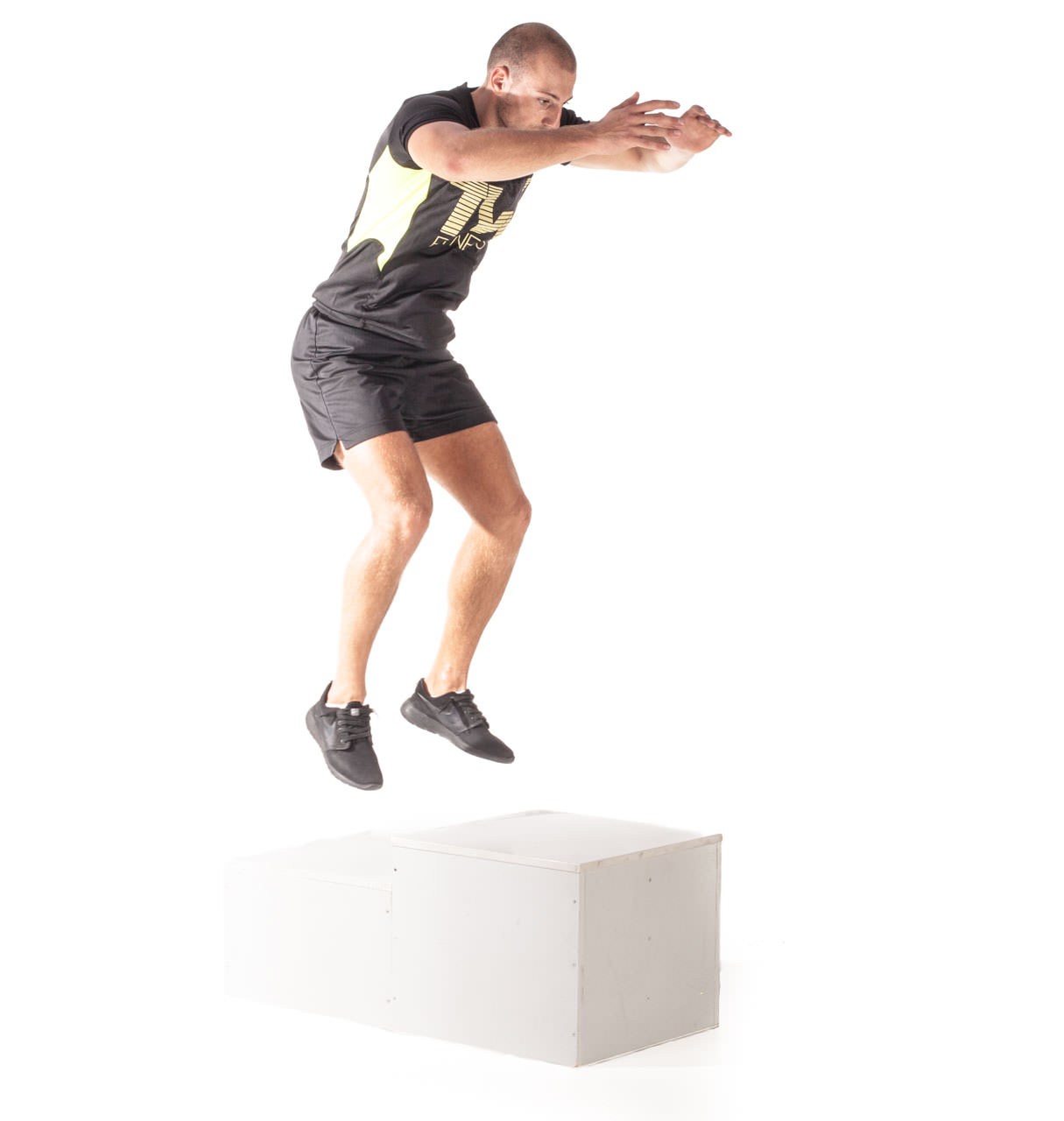 Two-Box Jump frame #4