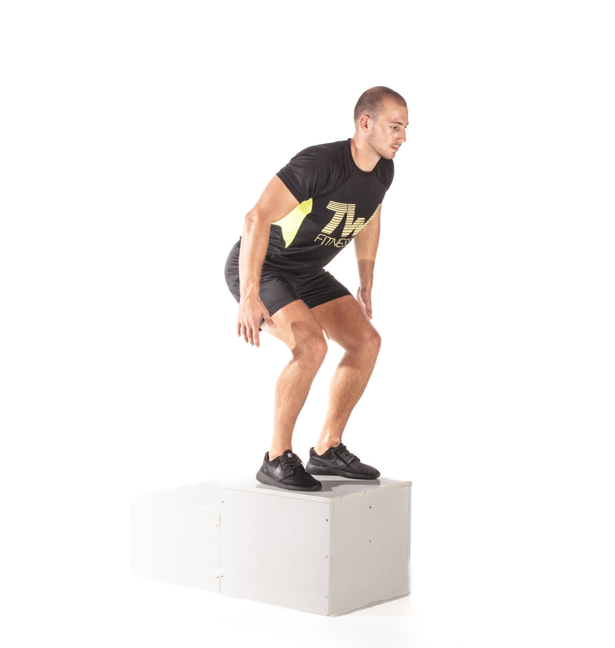 Two-Box Jump frame #5