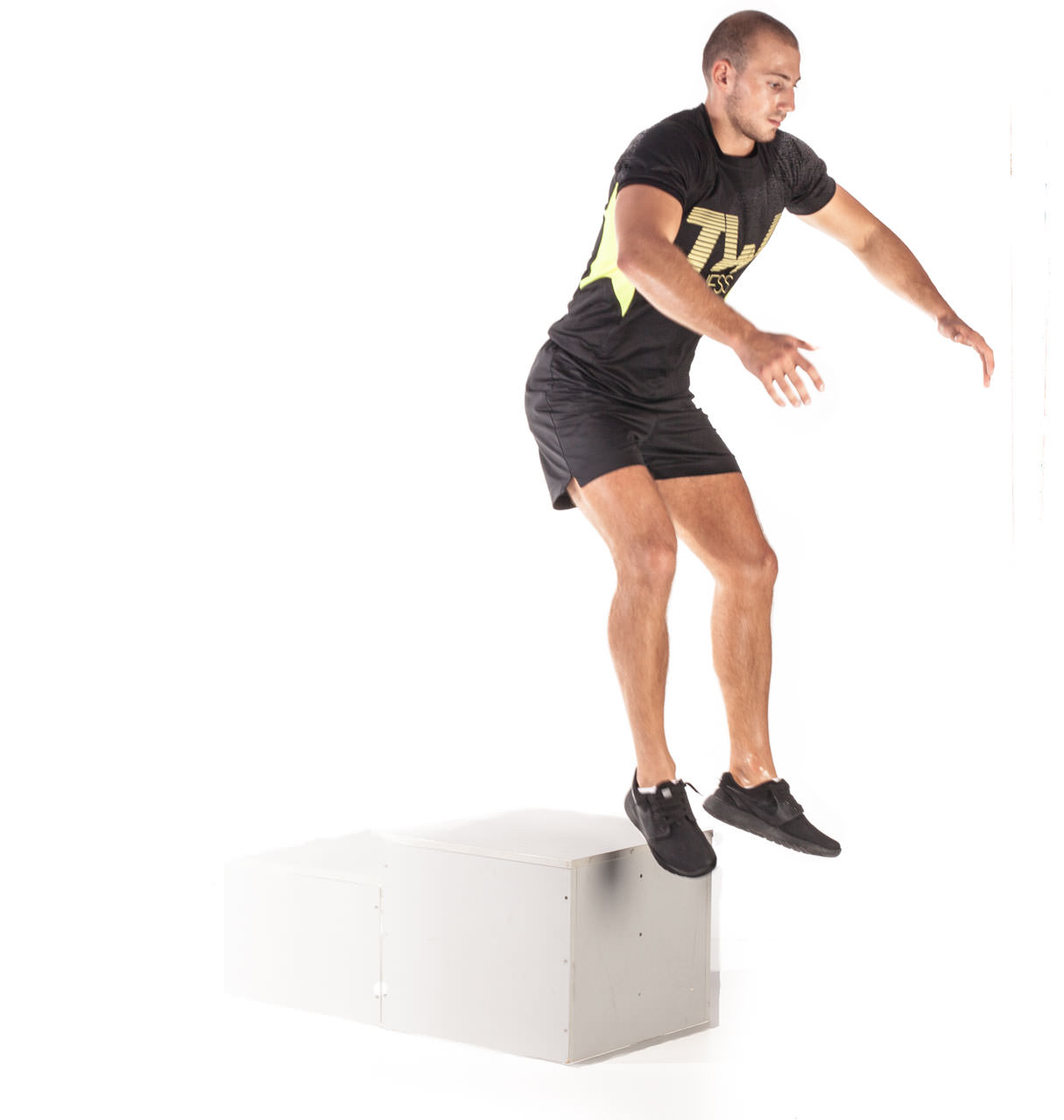 Two-Box Jump frame #6