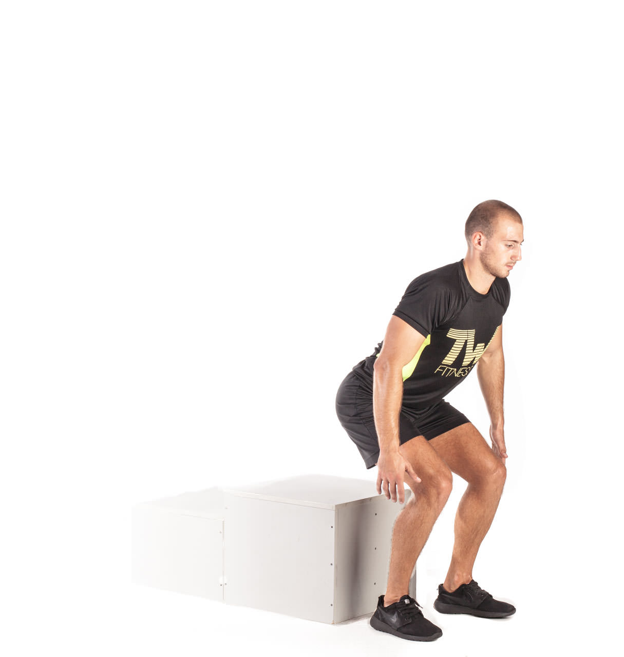 Two-Box Jump frame #7
